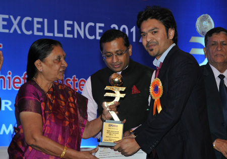 EEPC India Gold Trophy for Top Exporter