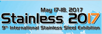 Stainless 2017 – 9th Int. Stainless Steel Exhibition