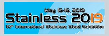Stainless 2019 – 10th Int. Stainless Steel Exhibition Brno Exhibition Centre, Brno, Czech Republic